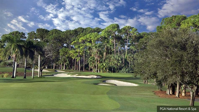 Nicklaus Design completes renovation of Champion course at PGA National