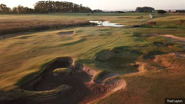 Arnold Palmer firm designs second nine holes at Fasano Las Piedras