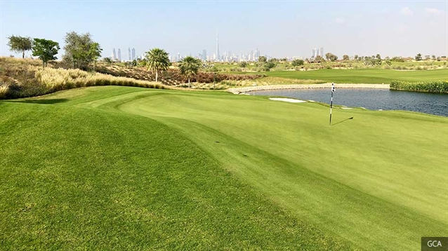 New golf course opens for play at Dubai Hills Estate development