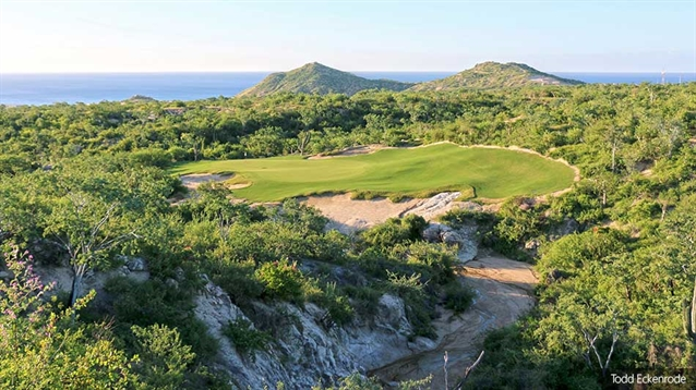 Twin Dolphin course in Mexico's Los Cabos opens for play
