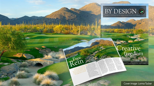 Winter 2018 issue of ASGCA's By Design magazine now available