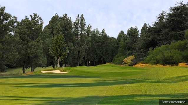 Richardson restores Roosevelt course in LA's Griffith Park