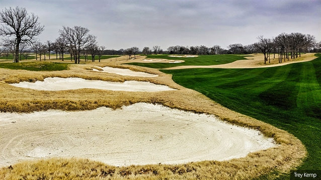 Texas Rangers Golf Club to open for play this month