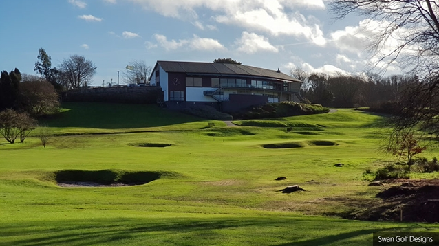 New bunkering takes shape at Belvoir Park in Northern Ireland
