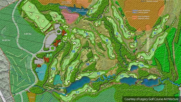Construction to begin on Vladivostok's first golf course