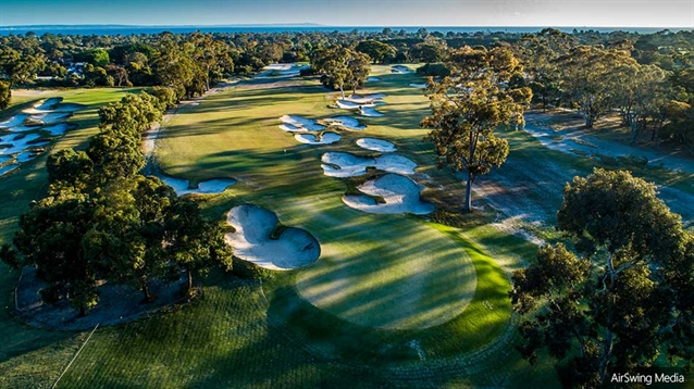 Victoria reopens following greens replacement project