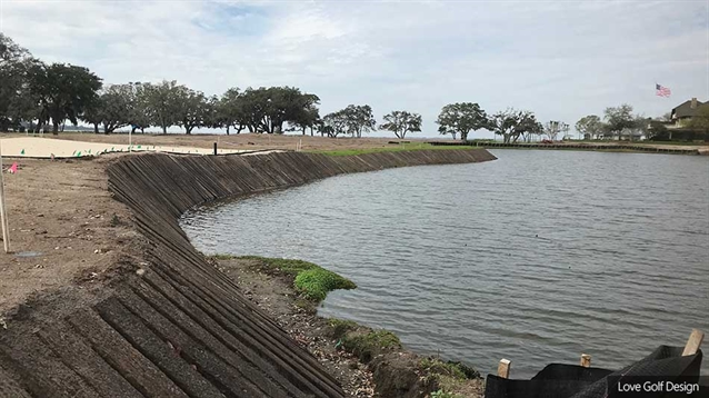 Love Golf Design reaches final stage of Sea Island redesign