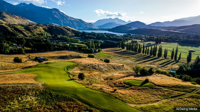 The Hills Golf Club opens 'elastic' par three course