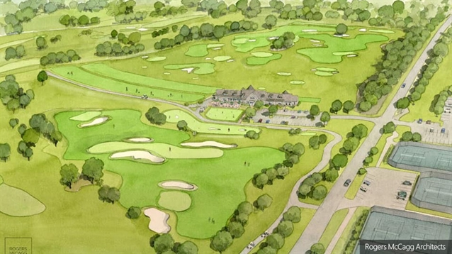 DuPont CC repurposes Monchanin course for new practice facility