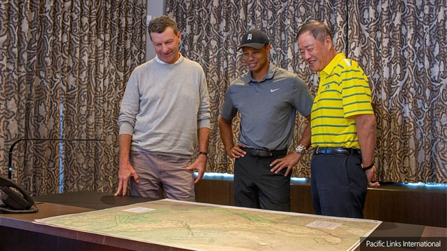 Pacific Links selects Tiger Woods and Gil Hanse to develop Mākaha courses