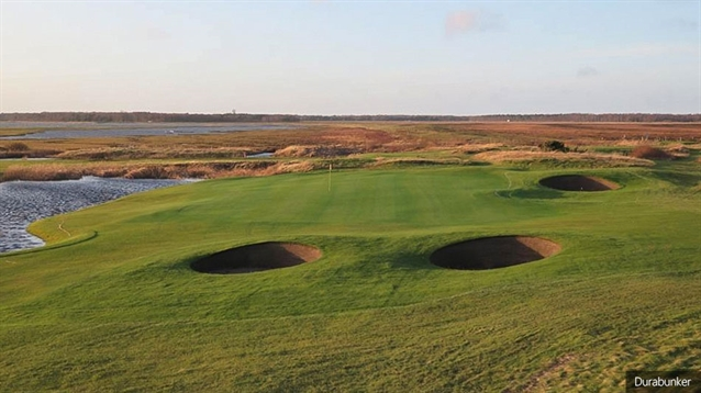 Peter Chamberlain completes three-year bunker project at Ljunghusens