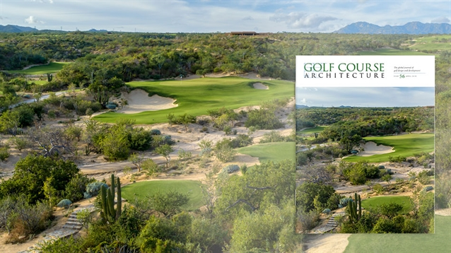 The April 2019 issue of Golf Course Architecture is out now!