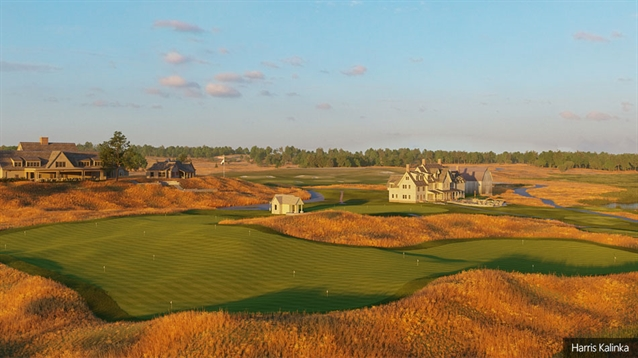 Erin Hills unveils new Fry/Straka putting course