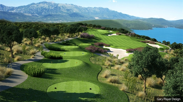 Gary Player Design targets 2020 soft opening for Luštica Bay Golf Club