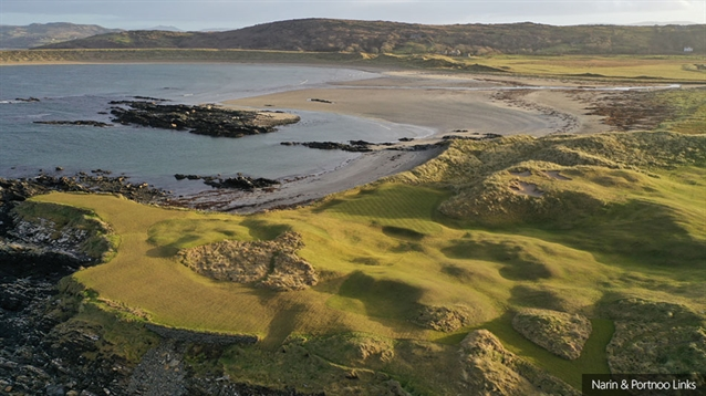 Hanse Golf Course Design completes first phase of Narin & Portnoo redesign