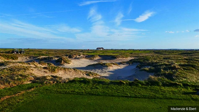 Prince's Golf Club progresses with renovation of Shore and Dunes nines