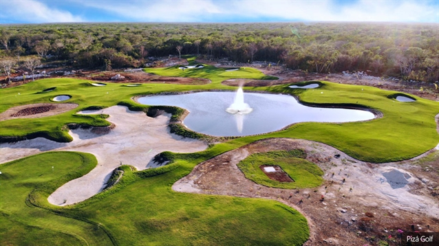New 'Wellness Golf' facility opens at Chablé Resort