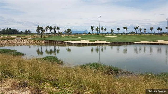 Earthworks begin on second nine of Nicklaus Design course at Da Nang