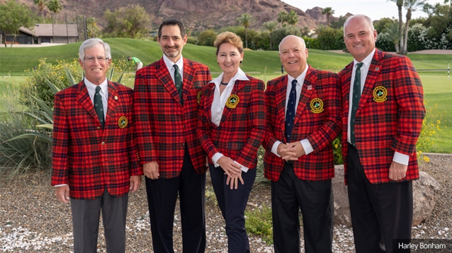 Bel Jan becomes ASGCA president at Arizona meeting