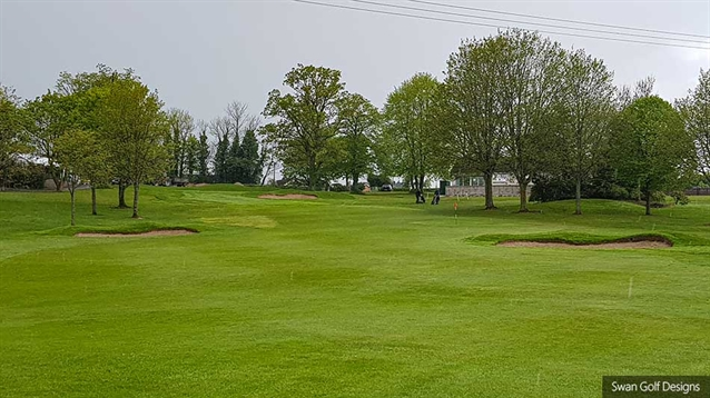 Swan Golf Designs completes first phase of Aberdelghy renovation