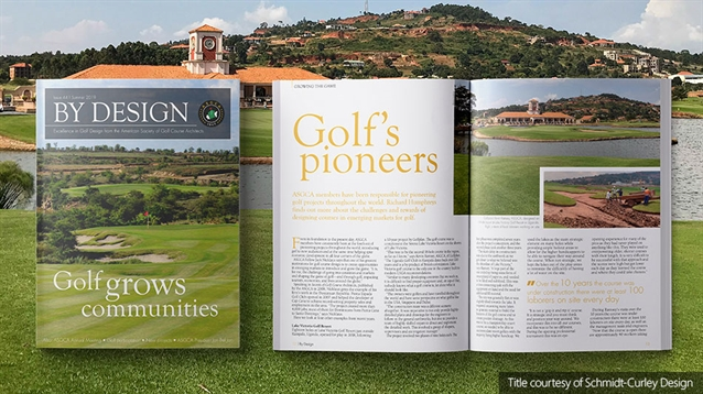 Summer 2019 issue of ASGCA's By Design magazine now available