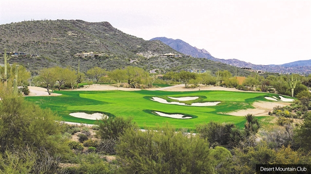 Renegade course at Desert Mountain reopens after Nicklaus renovation