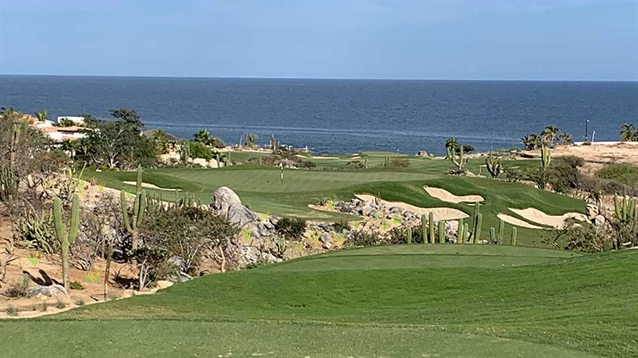 Redesign of Ocean course takes shape at Cabo del Sol