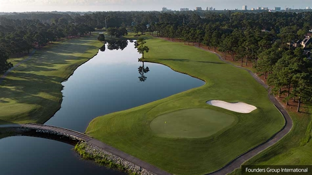 Schlegel begins renovation work on Palmetto course at Myrtlewood