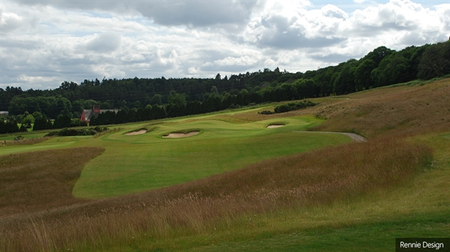 New course at Kings Golf Club opens for play