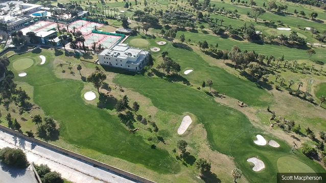 Royal Malta hires Macpherson to extend and redesign course