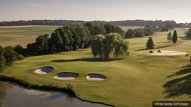 Infinite Variety Golf Design nears completion of Hulencourt renovation