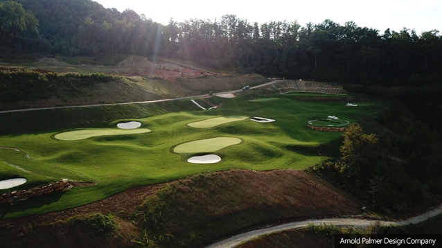 Eight tips for good short game area design