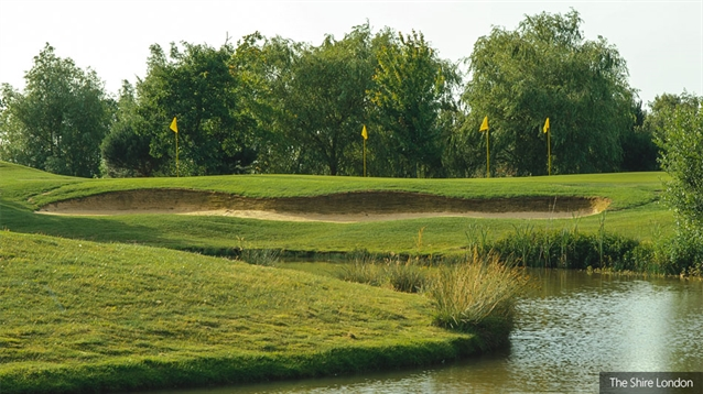 The Shire London opens new short game area