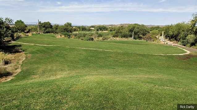 Tee levelling work completed at Arizona National