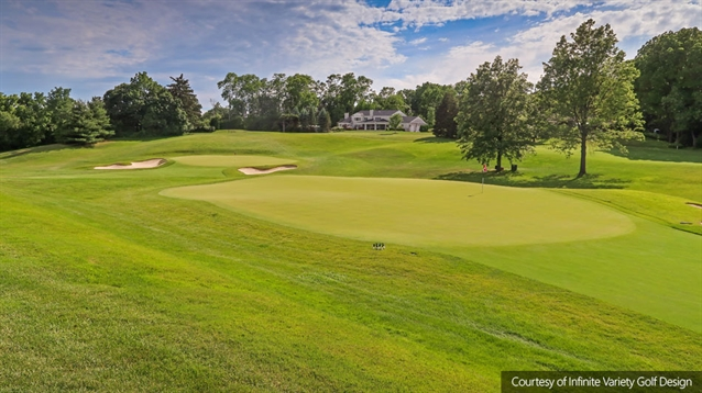 DeVries and Pont to restore course at Bloomfield Hills
