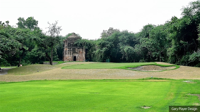 Gary Player Design approaches completion of Delhi GC renovation