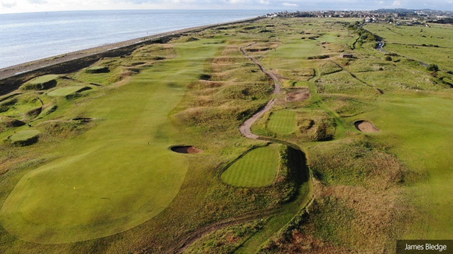 Significant changes to two holes at historic Royal Cinque Ports