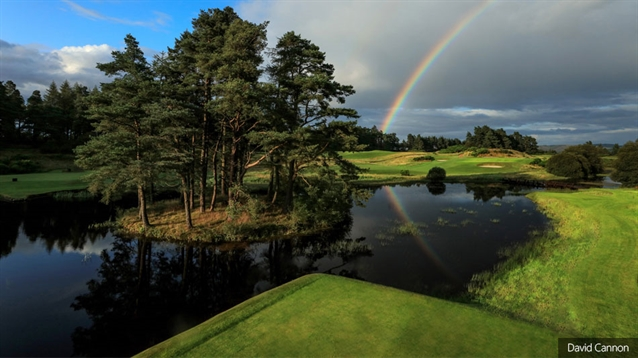 Gleneagles reinvents two par threes on the Queen's course