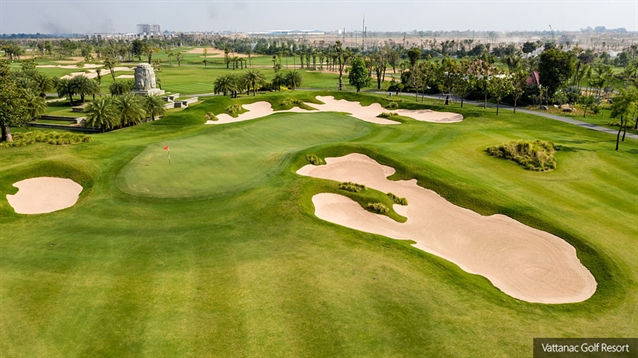 New Faldo Design layout opens for play in Cambodia