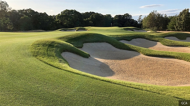 Royal Norwich opens new course designed by EGD