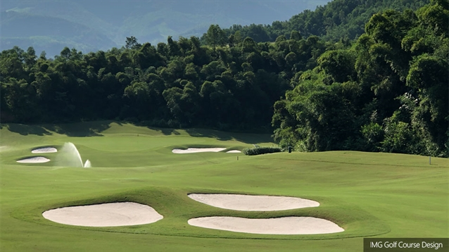 Hilltop Valley Golf Club in Vietnam opens IMG layout