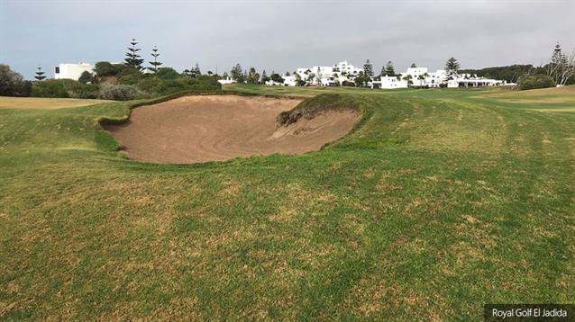 Duncan begins renovation of El Jadida course