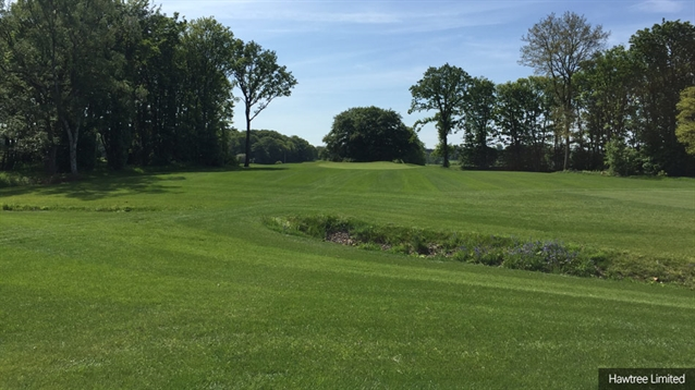 Hawtree completes new short course for Adlington