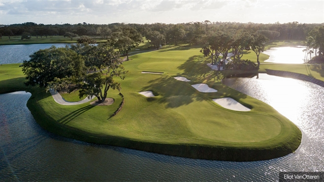 Reopening for renovated Plantation course at historic Sea Island