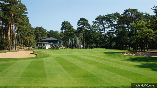 Städler completes greens renovation at GC Hannover