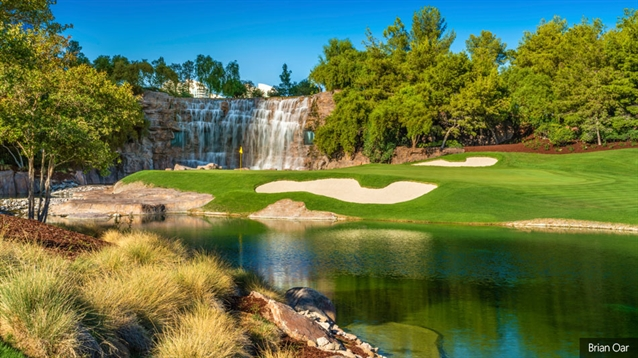 Fazio completes redesign of Wynn Golf Club layout