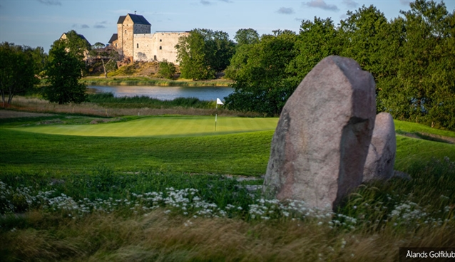 Ålands Golfklubb: A stately home