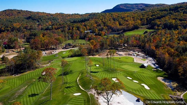 North Carolina resort opens 12-hole par-three course