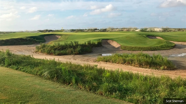 Scot Sherman readies Kiawah's Ocean course for PGA Championship