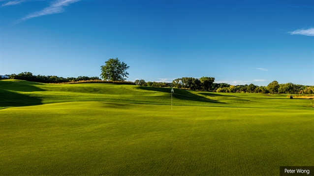 Braemar Golf Course: Breathing space